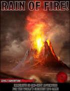 Rain of Fire - Level 4 Adventure - 5e