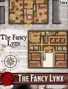 Elven Tower - The Fancy Lynx | Stock Battlemap