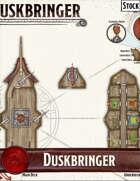Elven Tower - Duskbringer | Stock Battlemap