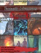 Fantastic Adventures Volume I [BUNDLE]
