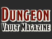 Dungeon Vault Magazine