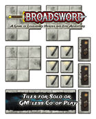 Broadsword Expansion: Solo & Co-op Tiles