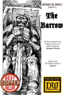 Session Zero Issue 2 - The Barrow