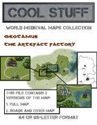 Medieval map 03: Geotamus