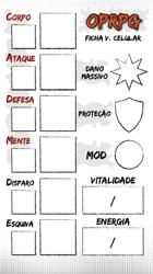 Overpower RPG | Ficha V. Celular (Phone PDF)