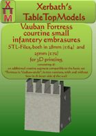 Vauban Fortress expansion 2 60inf