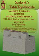 Vauban Fortress expansion 3 120 ari