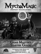 Myth & Magic Game Master's Starter Guide