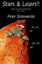 Free Scenarios For Stars & Lasers No.10
