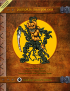 SM3  Pumpkin Man for OSR