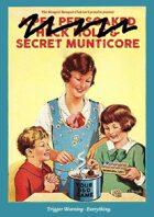 Secret Munticore 2016