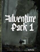 Symbaroum - Adventure Pack I