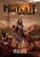 Mutant: År Noll Regelboken