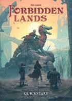 Forbidden Lands Quickstart