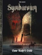 Symbaroum - Game Master's Guide
