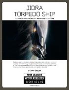 Coriolis: Jidra Torpedo ship