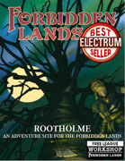 ROOTHOLME - An Adventure Site for Forbidden Lands RPG