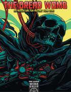 The Dread Womb - Adventure for Mutant Year Zero