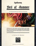The Veil of Summer - Adventure for Symbaroum