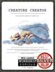 Creature Creator. An alien beast creator for Coriolis.