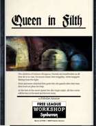 Symbaroum Adventure: Queen in Filth