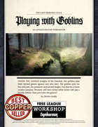 Symbaroum: Playing with Goblins