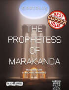 Coriolis: The Prophetess of Marakanda