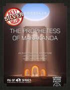 Coriolis: The Prophetess of Marakanda