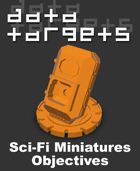 Data Targets: 3D Printable Sci-Fi Objectives