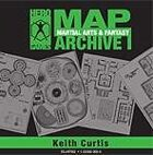 Map Archive I - Martial Arts and Fantasy