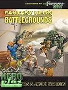 Fantasy Hero Battlegrounds - PDF