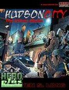 Hudson City: The Urban Abyss - PDF