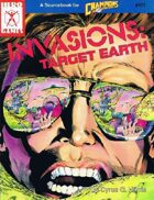 Invasions: Target Earth (4th edition)