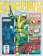 Champions Campaign Book (3rd Edition)