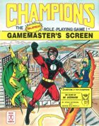 Game Masters Screen (3rd Edition)