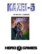 Kazei-5 (4th Edition)
