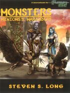 Monsters, Minions, And Marauders