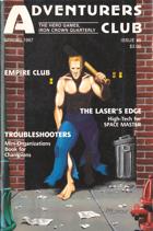 Adventurers Club Volume 9