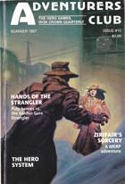 Adventurers Club Volume 10