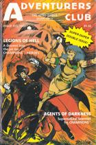 Adventurers Club Volume 13
