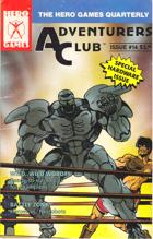 Adventurers Club Volume 14