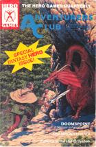 Adventures Club Volume 16