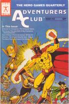 Adventurers Club Volume 18