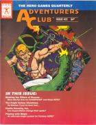 Adventurers Club Volume 22