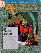 Adventurers Club Volume 24