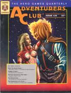 Adventuers Club Volume 26