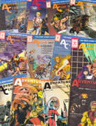 Adventurers Club 1-27 [BUNDLE]