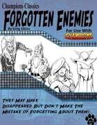 Forgotten Enemies #7