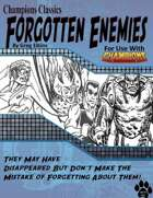 Forgotten Enemies #8