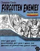 Forgotten Enemies #8